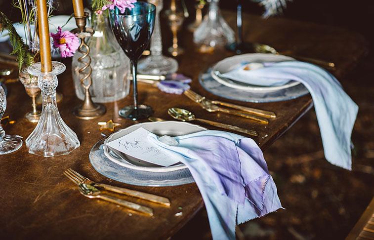 wedding at Midelney Manor