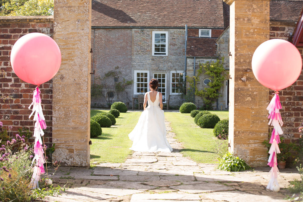 Wedding open day at Midelney Manor
